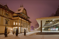 Jurkovičův dům a kolonáda